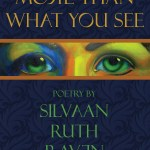More Than What You See By Silvaan Ruth Raven