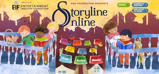 storyline online, story, reading, children, parents, dyslexia