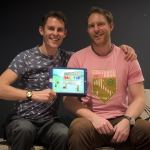 CBeebies Star Launches New App To Help Children Learn to Read: Moftail and the Colour Thief