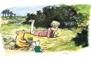 Wisdom of Pooh and Dyslexia