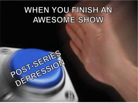 Post-Series Depression