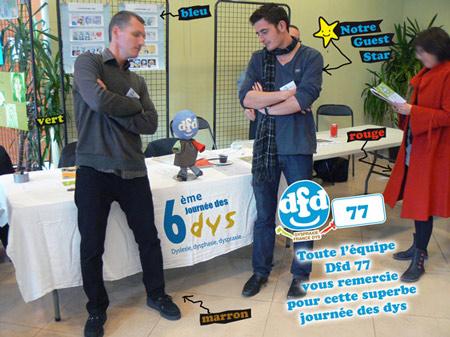 6ème Journée des Dys en Seine-et-Marne 77