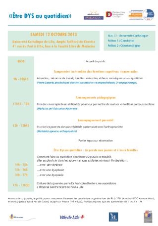 JND 2013 (Programme)