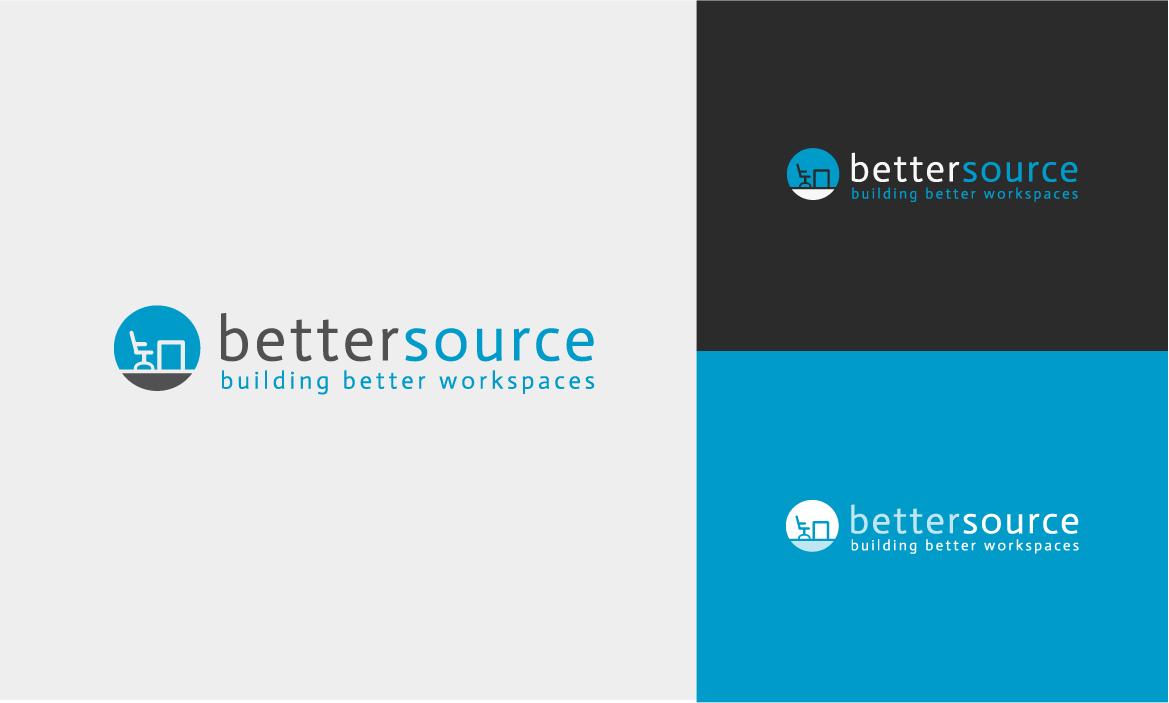 bettersource logo design