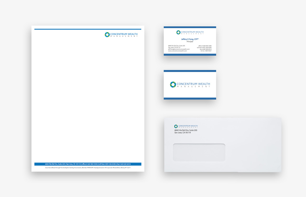 concentrum wealth management paper designs