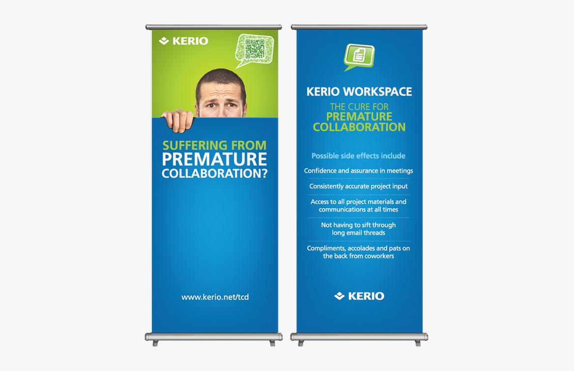 premature collaboration banners