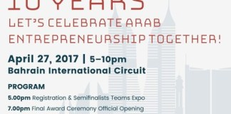 MITEF Arab Startup Competition Celebrates 10 Years of Arab Entrepreneurship in Bahrain