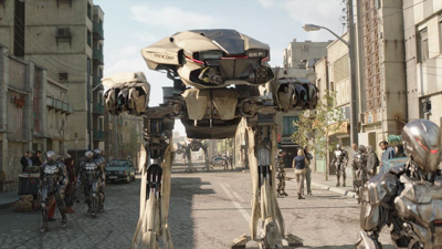 ulice Teheranu wg twórców RoboCop'a