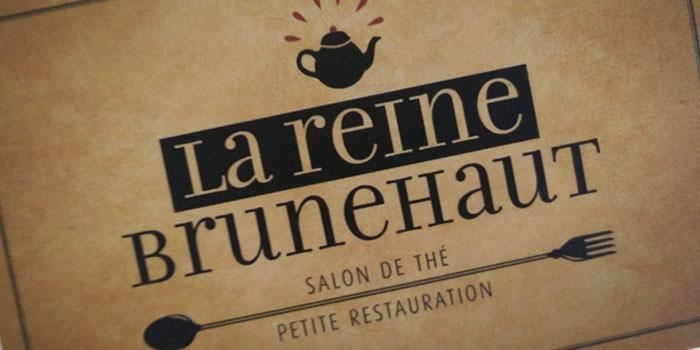 La Reine Brunehaut Salon De Th Bruniquel Tarn