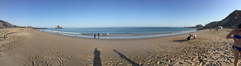 Fujairah, beach