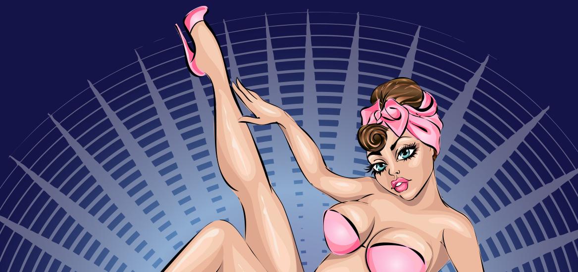 tancerka erotyczna striptizerka