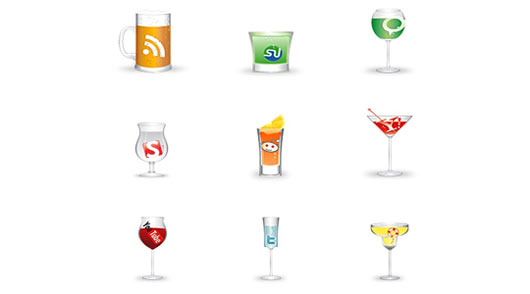 Cheers-Free-Social-Icons