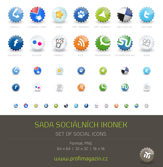 Set-of-social-icons