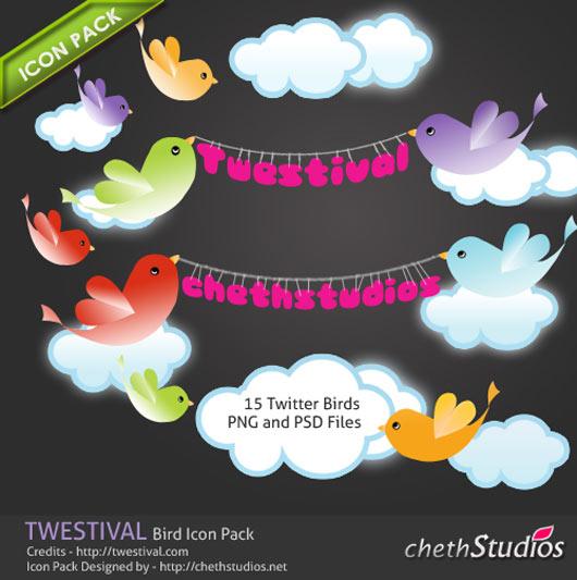 Twestival-Twitter-Bird-Iconset