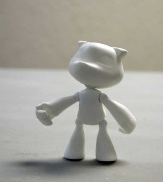 Prototype Designer Toy