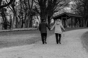 Dialogzentrum Leben im Alter Ehepaar Partner