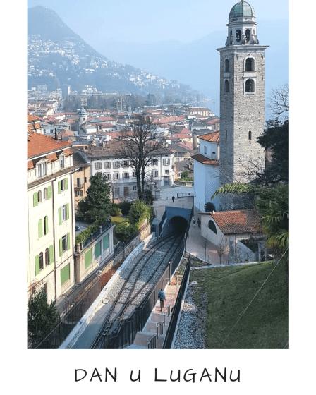 Vodič kroz Lugano