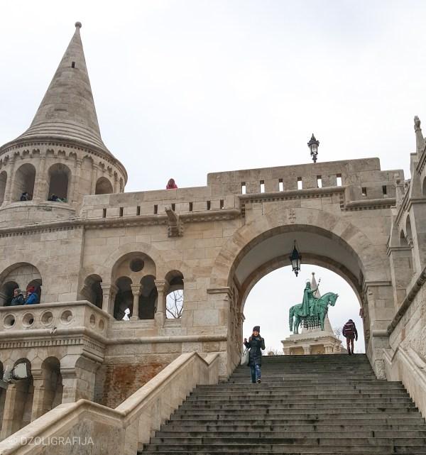 Halaszbastya, Budimpešta