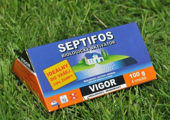 Vigors Septifos 100g