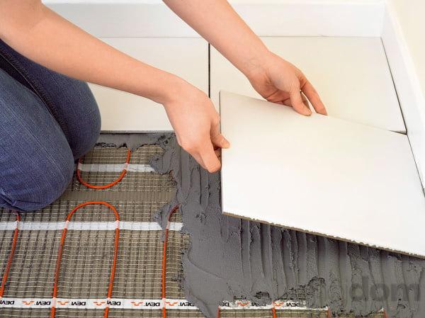 Podlahove vykurovanie