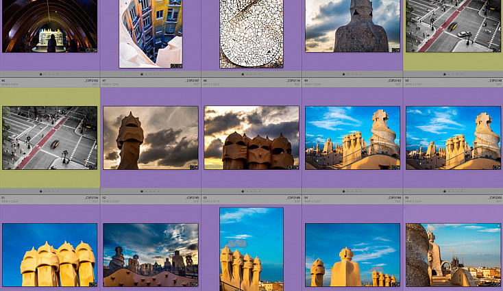 (Editando material para el proyecto del archivo La Municipal de Barcelona)