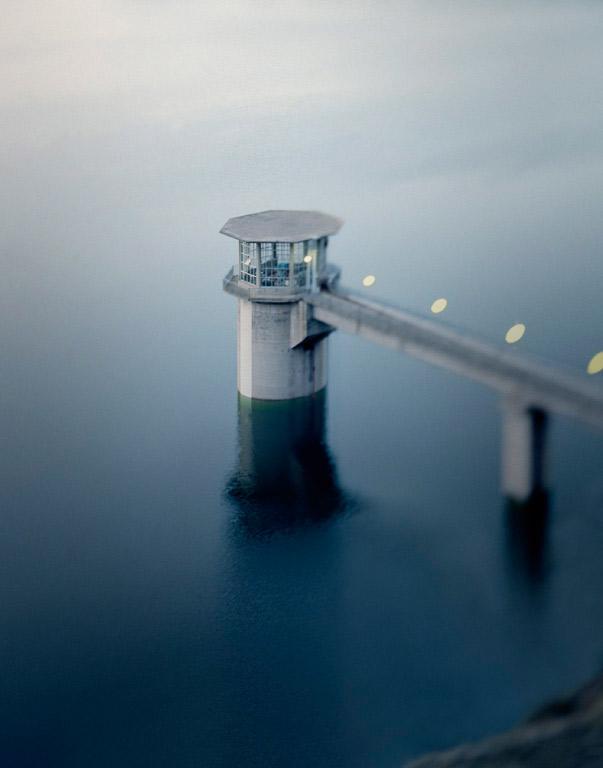 Torre, fotografía por Victor M. Fernández