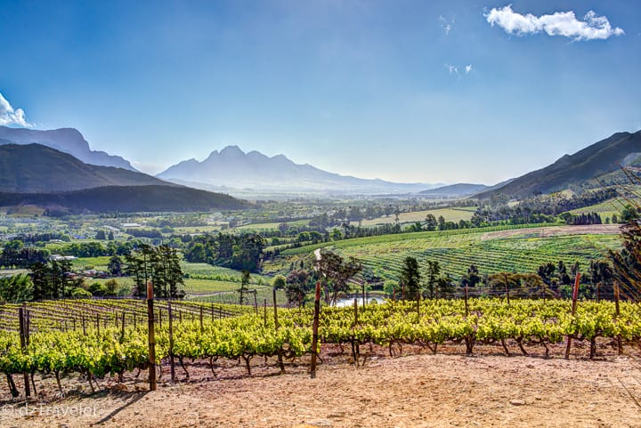 Franschhoek, Cape Town - South Africa
