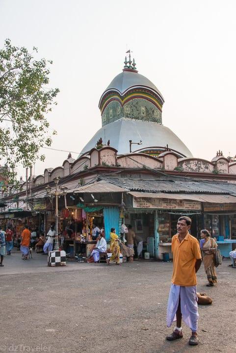 Kalighat Kali Temple, Anami Sangha, Kalighat, Kolkata