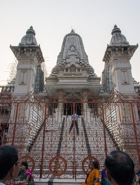 Birla Mandir (Temple) at Kolkata