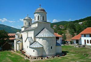 Monaster Mileševa