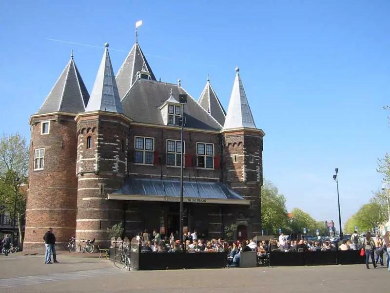 Restaurant Cafe De Waag