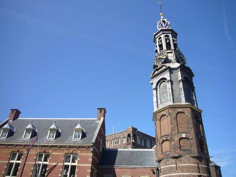 Amsterdam Church Architecture Buildings E Architect
