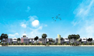 Durrat Al Bahrain Development - e-architect