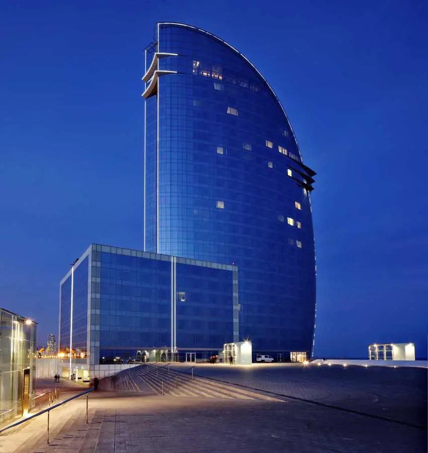 Barcelona Hotels Spain Catalan Accommodation E Architect