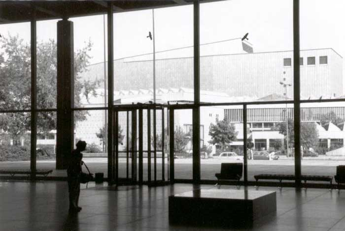 Mies Van Der Rohe Architect E Architect