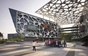 Alibaba Headquarters, Hangzhou Building, China  earchitect