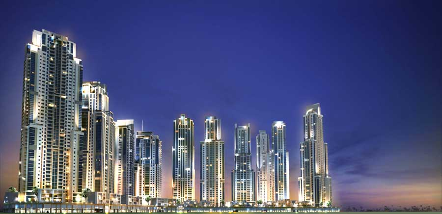 Business Bay Executive Towers Dubai E Architect