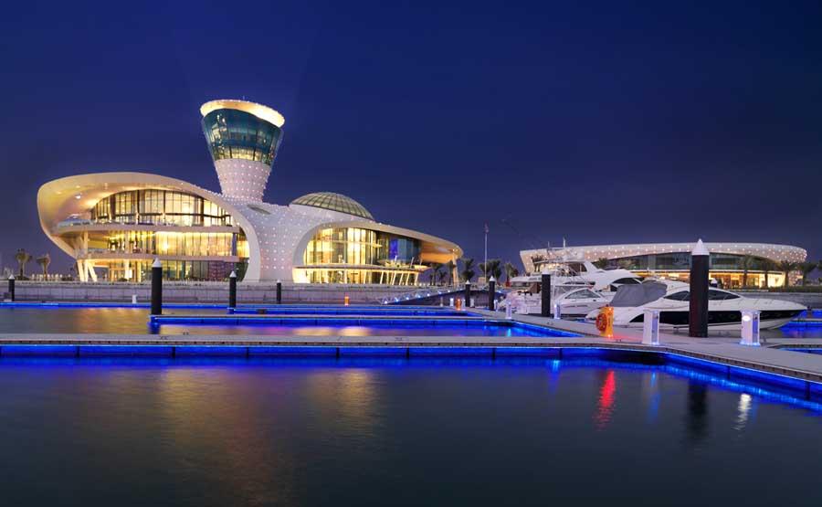 Regent Emirates Pearl Abu Dhabi UAE Skyscraper E Architect