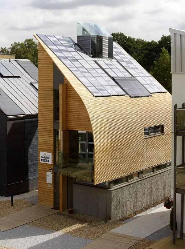 Zero Carbon House BRE House E Architect