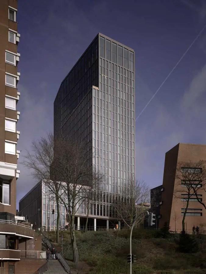 Empire Riverside Hotel Hamburg Building By David