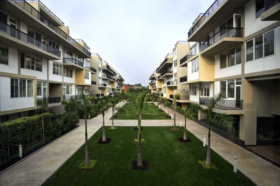 Chandigarh Housing Indian Residential Building E Architect