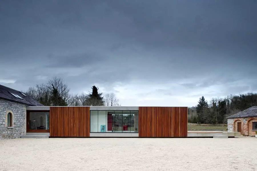 Ballymahon House Ireland County Longford Home E Architect