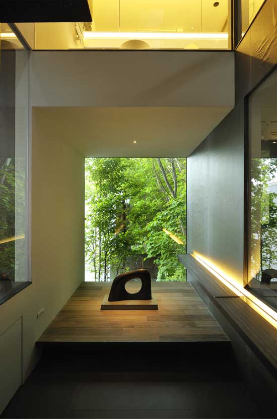 Boukyo House Japan Home Images Japanese Residence E