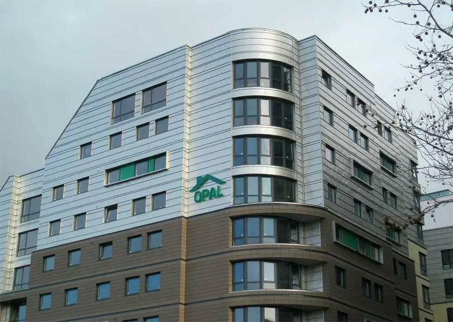 Opal Court Student Flats Leeds E Architect