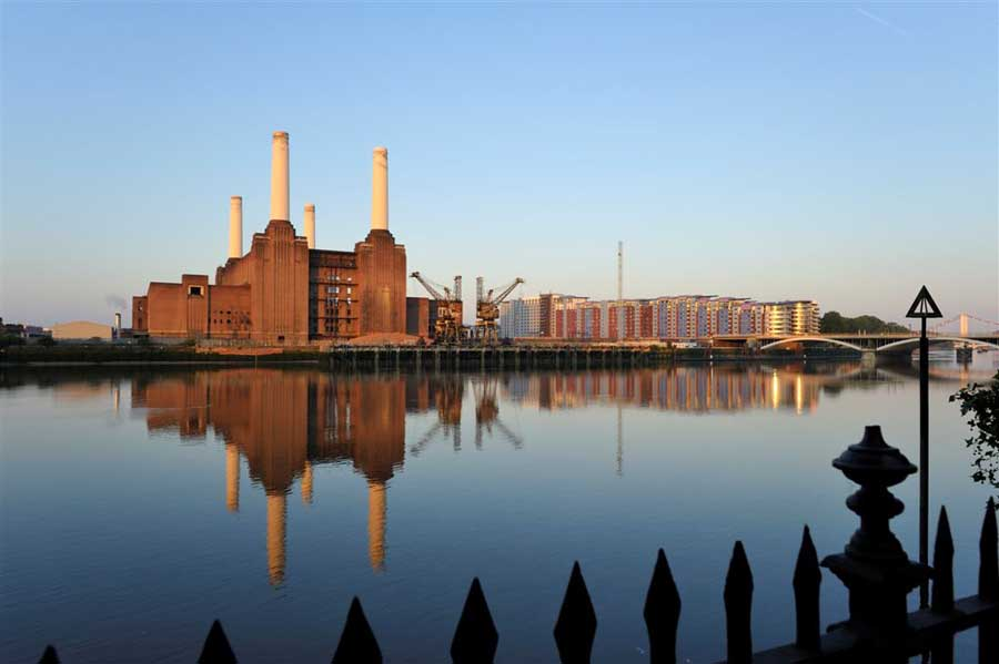 Battersea Power Station London Building E Architect