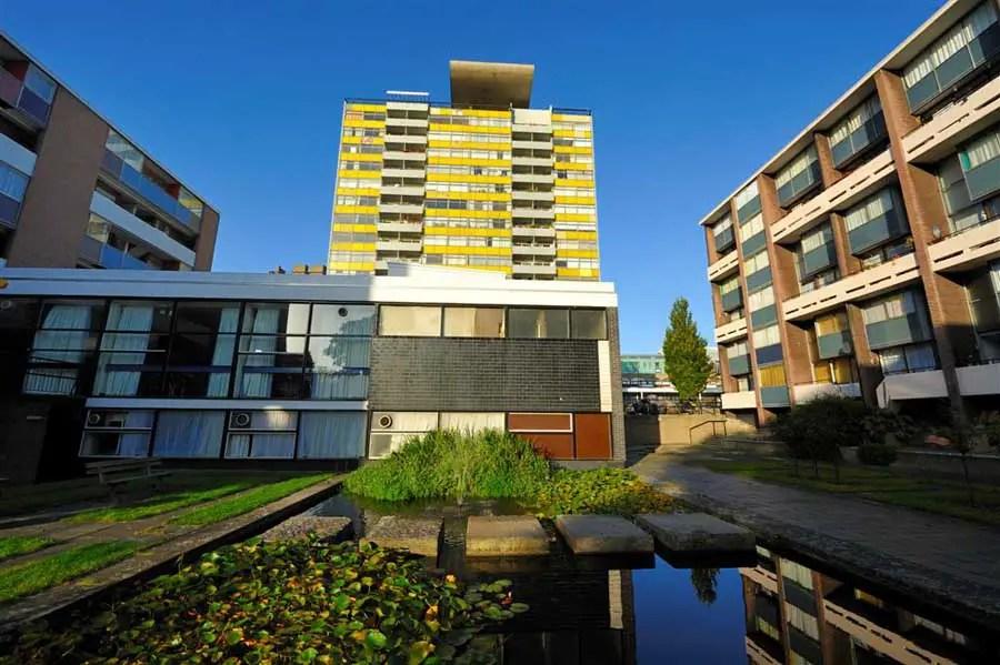 Golden Lane Estate London Architecture E Architect