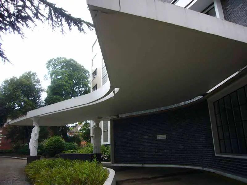 Highpoint Highgate Flats Berthold Lubetkin London E