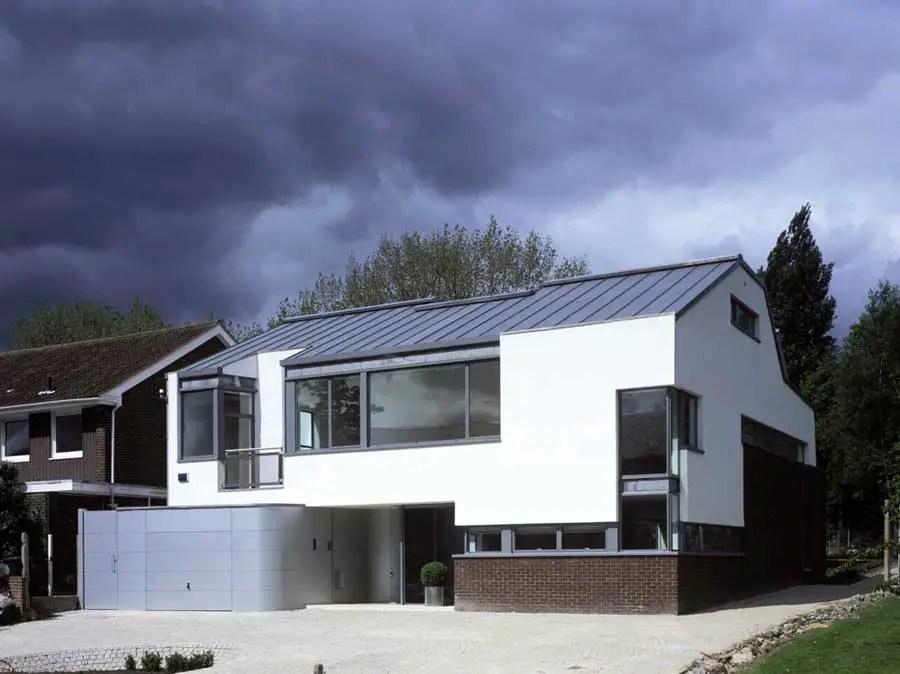Sheldon Avenue House Highgate Home North London Property E Architect