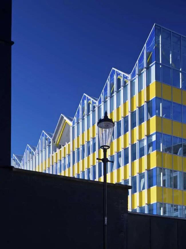 Yellow Building Monsoon Accessorize London E Architect