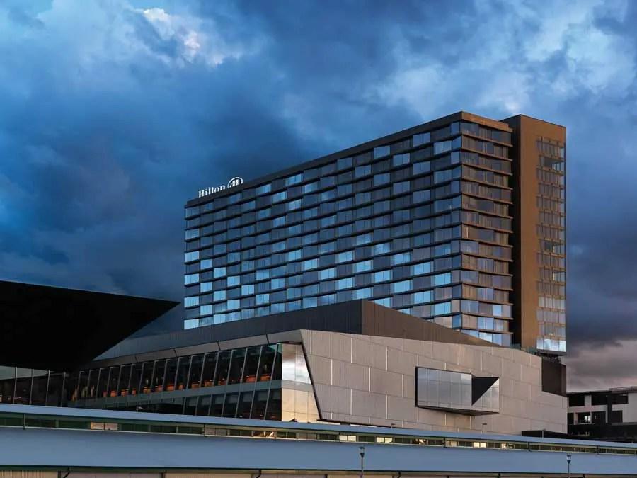 Hilton South Wharf Melbourne Accommodation Building E